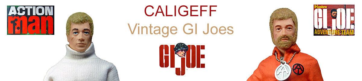 Vintage GIJoes