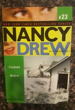 Troubled Waters, Nancy Drew Girl Detective #23: By Carolyn Keene, PB,  English