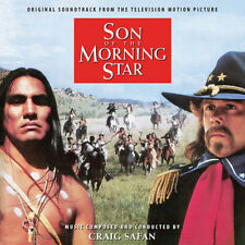 LE FILS DE L'ETOILE DU MATIN (SON OF THE MORNING STAR) - CRAIG SAFAN (2 CD)
