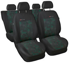 Tailored seat covers for Volkswagen Passat B5 B5.5 1996 - 2005  (126 green)