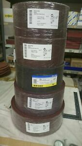 """Non Woven Abrasive Rolls 150mm (6"""") x 10 metre - Alum. Oxide or Silicon Carbide"""