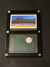 Green Bay Packers GAME USED PIECE of METAL from Ring of Honor at Lambeau! RARE!