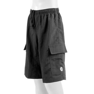 Child Padded Cargo Mountain Bike Short - Loose Fitting