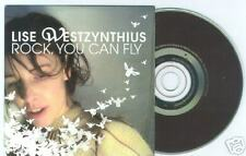 Lise Westzynthius - Rock, You Can Fly - CD Low Postage