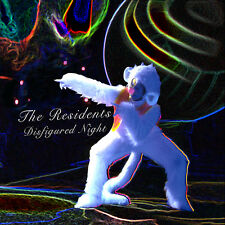 THE RESIDENTS disfigured night CD