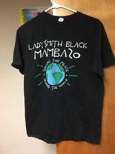LADYSMITH BLACK MAMBAZO T-shirt 50 Years Men's Medium EUC South Africa