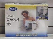 Dr. Scholl'S Home Whirlpool Spa Bathtub
