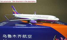 1/400 Phoenix Urumqi B737-800 B-6268 #11369 Diecast metal plane *