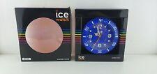 Ice Watch Alarm Clock NEU Blau oder Rosa NOS Watch 13 cm gross OVP