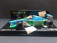 Minichamps - Jos Verstappen - Benetton - B194 - Hockenheim - 1:43 - 1994 - Rare