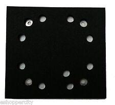 1/4 Sheet Sander Pad Backing Plate For DeWalt 151284-00 151284-00SV DW411 D26441