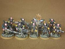 25mm Warhammer 40K KPW painted Genestealer Cults Neophyte Hybrids-3