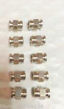 Harley JD VL Knucklehead Nickel Alemite Grease Fittings  OEM# 0340 QTY. 10