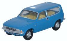Oxford Diecast Austin Allegro Tahiti Blue Die Cast Model 1:76 00 Scale New