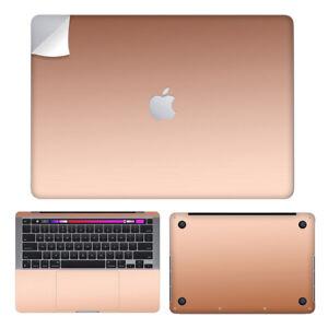 SopiGuard Carbon Sticker Skin for 2020 Apple Macbook Pro 13 M1 (A2338 / A2251)