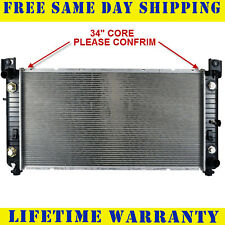 Radiator For GMC Sierra 1500 Chevrolet Silverado 1500 2370