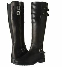 Pajar Women's Avery Equestrian Boots Fall Leather boots below knee 5 - 5.5