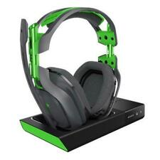 ASTRO Gaming by Logitech A50 Wireless Headset Base Station XBOX Grey green