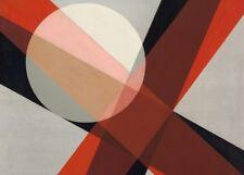 "Laszlo Moholy-Nagy ""un I9"", 1927, Bauhaus/constructivismo póster de 250gsm A3"