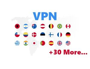 VPN for iPhone and Android phones 1 YEAR PLAN
