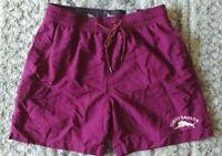 "Tommy Bahama Relax Board/Cargo Shorts - Medium Purple 4 Pockets 32Waist 17""Len"
