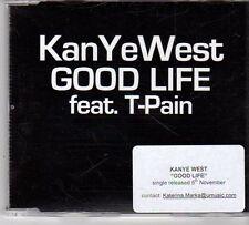 (EX345) Kan Ye West Ft. T-Pain, Good Life - 2007 DJ CD