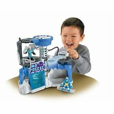Fisher-Price Imaginext Mr Freeze Headquarters - Figure activated - Brand New