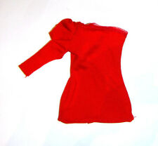 Barbie Fashion Red Top For Barbie Dolls fn812