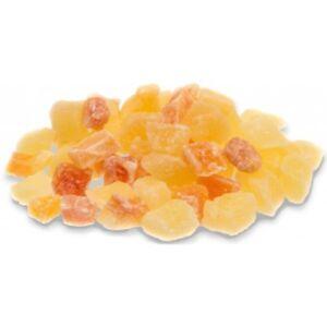 Sunburst Sweetened Dried Papaya and Pineapple Mix  - FREE DELIVERY