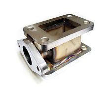 Steel Turbo Adapter Flange Garrett T3 T3 38mm Wastegate Manifold
