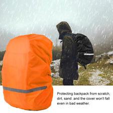 Backpack Rain Cover Waterproof Rucksack Bag Rain Covers F. Hiking Camping Travel