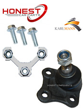 For SEAT LEON, TOLEDO 1999-2006 FRONT LOWER WISHBONE ARM BALLJOINT & BOLTS X1