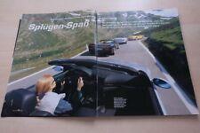 Sport Auto 4022) Chevrolet Corvette C5 Cabrio mit 344PS besser als...?