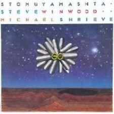 STOMU,YAMASHTA/WINWOOD,STEVE - GO  CD NEW+
