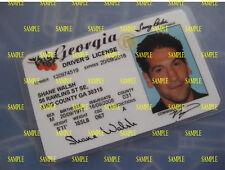 The Walking Dead  Driver's License [ Shane Walsh ] ( T2 )  B3G1F