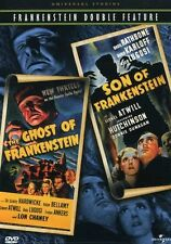 Son of Frankenstein/Ghost of Frankenstein (2007, REGION 1 DVD New) BW