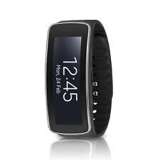 Samsung Galaxy Gear Fit SM-R350 Smartwatch Fitness Tracker - Black