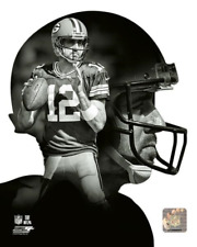AARON RODGERS 2018 NFL PROfile 8X10 PHOTO GREEN BAY PACKERS