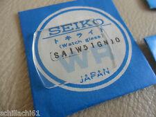 Seiko 0138-5000, 0138-5009, Cristal Genuino Seiko nos, para Digital LCD 0138's