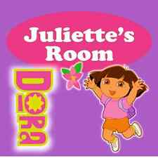 DORA SIGN add name PURPLE
