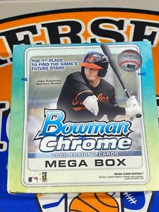 🔥⚾ CHICAGO WHITE SOX - 2020 Bowman Chrome Baseball 5 Mega Box Break