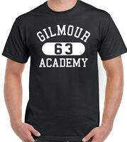 Gilmour Academy 63  - As Worn By Dave Gilmour - Pink Floyd - Mens Music T-Shirt