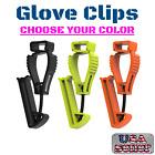 Glove Belt Clips for Work Non Slip Holder Clip Guard Labor Worker Jorestech