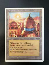 MtG   1 x City of Brass   Chronicles   Magic the Gathering   Kult