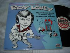 Roy Loney - Rock and Roll Dance Party With LP EXC Flaming Groovies War Bride