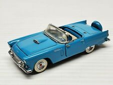 Ford Thunderbird Convertible 55 Franklin Mint VTG Diecast Classic Car 1:43 Scale