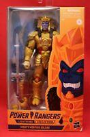 Mighty Morphin Power Rangers Goldar Lightning Collection Hasbro Action Figure 19