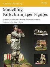 Modelling Fallschirmjäger Figures (Osprey Modelling), Romero, Daniel Alfonsea, F
