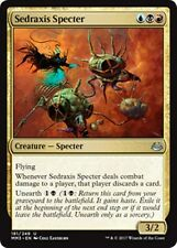 SEDRAXIS SPECTER Modern Masters 2017 MTG Gold Creature — Specter Unc
