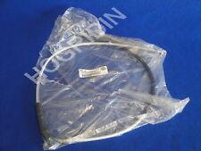 Harley softail fxst flstf flst diamondback stainless steel clutch cable 56844-05
